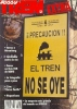 Hoobytren-12. Revista Hooby Tren Nº 12 - Literatura & DVD