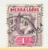 SIERRA  LEONE  78   (o)   Wmk.  3 - Sierra Leone (...-1960)