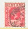 SIERRA  LEONE  104   (o)   Wmk.  3 - Sierra Leone (...-1960)