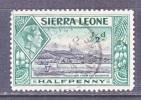 SIERRA  LEONE  173    (o) - Sierra Leone (...-1960)