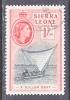 SIERRA  LEONE  202    (o) - Sierra Leone (...-1960)