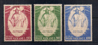 VATICANO  1969  PASQUA  SASS.467-469  MNH  XF - Vaticano