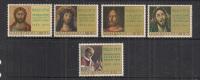 VATICANO     1970       SACERDOZIO DI PAOLO  VI        SASS.487-491      MNH     XF - Vaticano