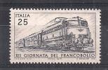 ITALIA 1970 GIORNATA DEL FRANCOBOLLO SASS. 1140 MNH XF - 6. 1946-.. República