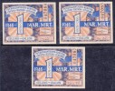 SouthAfrica: 3 X Petrol Ration Coupon, 1 Gallon,  For Car Reg No TAU 2217, C.d.s For FOCHVILLE 8 MAR  1946 - Cars