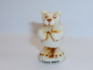 FEVE LES OURS, L OURS BLANC - Animaux