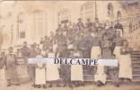 ARCACHON - Carte Photo De L'Hôpital Militaire Guerre 14 / 18 (33) - Arcachon