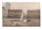 Rennes-La Place Du Palais Et La Rue De Bourbon (A.8858) - Rennes
