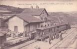 SAINT JUST En CHEVALET - La Gare (42) - Otros Municipios