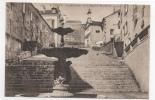 2B HAUTE CORSE - CORTE La Fontaine Et La Montée Ste Croix - Corte