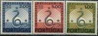 PT0279 Portugal 1967 European Congress Of Rheumatology Emblem 3v MNH - Nuevos