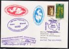 ANTARCTIC,INDIA, 32. EXPEDITION, BHARATI + MAITRI 26.1.2013, 6 Cachets + Signature , Look Scan !! 22.10-04 - Antarctische Expedities