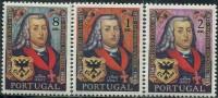 PT0287 Portugal 1969 National Press Joseph I 3v MNH - Nuevos
