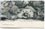 - Les Environs De Huy - Ancien Moulin De Beaufort, Splendide, Non écrite, Publicité Aliment Renaux, TBE, Scans. - Huy
