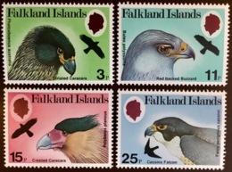 Falkland Islands 1980 Birds Of Prey MNH - Falklandeilanden