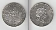 COOK ISLAND 1 Dollar 2001 Salt Lake City JO 2002 - Cook