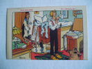 Ancienne Carte Postale : : Illustrateur H. GERVESE   OUR SAILORS :  10 - FIVE TO, SIR - Other