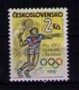 CHECOSLOVAQUIA 1992 - JUEGOS OLIMPICOS DE BARCELONA´92 - YVERT Nº 2914 - Verano 1992: Barcelona