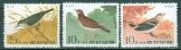 North Korea 1973 Birds MNH** - Lot. 3861 - Korea, North