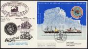 ANTARCTIC,GERMANY, 100. Anniversary Exped. To Kerguelen, RARE , Look Scans !! 22.10-14 - Antarctische Expedities