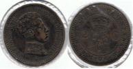 ESPAÑA ALFONSO XIII 2 CENTIMOS PESETA 1904 Q4 - [ 1] …-1931 : Reino