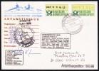 "ANTARCTIC,GERMANY, POLAR 4 -Flight 1986, Over FS ""POLARSTERN"", 6 + 4 Cachets, RARE , Look Scans !! 22.10-16 - Antarctische Expedities"