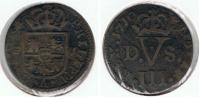 ESPAÑA FELIPE V TRESETA VALENCIA 1710 Q - [ 1] …-1931 : Reino