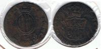 ESPAÑA ISABEL II 3 CUARTOS CATALUÑA 1838 Q - [ 1] …-1931 : Reino