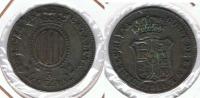 ESPAÑA ISABEL II 3 CUARTOS CATALUÑA 1841 Q BONITA - [ 1] …-1931 : Reino