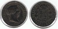 ESPAÑA ISABEL II 10 CENTIMOS REAL SEGOVIA 1861 Q - [ 1] …-1931 : Reino