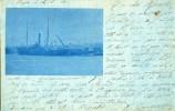 Carte Precurseur Postee En 1905 Avec Paquebot - Handel