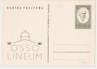 POLAND - POSTAL STATIONERY - OSSO LINEUM - 1817/1967- 40 GR - Postwaardestukken