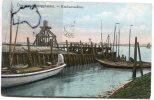 - Doel - Aanlegplaatst - Embarcadère -Bateaux De Pêche, Cachet, épaisse, écrite En 1908 Pour Bruxelles, TBE, Scans - Belgien