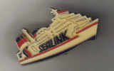 62. Pin´s  Ferry-boat Sealink  Seafrance Transmanche Dunkerque Calais Boulogne Douvres Dover - Bateaux