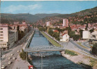 Sarajevo Old Postcard Travelled 1974 Bb151023 - Bosnia Erzegovina