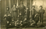 SCOUTISME(ANVERS) CARTE PHOTO - Scoutisme