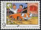 BELGIQUE 2264 ** MNH BOB & BOBETTE Willy WANDERSTEEN COMIC COMICS BD BANDE DESSINEE Journal TINTIN - Unused Stamps
