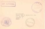 E) 1969 TONGA, OFFICIAL MAIL TO HAWAI CIRCULATED COVER. XF - Tonga (1970-...)