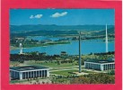 Australia War Memorial,Lake Burley Griffin,Canberra, Australia,Posted With Stamp, L28. - Canberra (ACT)