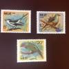 Niue Birds MNH 1971 - Vogels