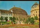 Postcard, Romania, Stationery, Code 100-75, Sibiu, Bruckenthal Museum, Unused, 2 Scans, Auto - Romania