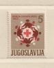 YOUGOSLAVIE  ( EU- 152 )  1965  N° YVERT ET TELLIER   N°  54   N** - Beneficiencia (Sellos De)