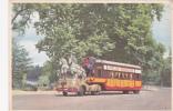 CPSM Camion Publicitaire Pour Les Vins Du Postillon Véhicule  Années 50/60 Publicité - Trucks, Vans &  Lorries