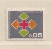 YOUGOSLAVIE  ( EU- 153 )  1966  N° YVERT ET TELLIER   N°  55   N** - Beneficiencia (Sellos De)