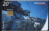 SVIZZERA - SWISS TELECOM   Taxcard 20 CHF Used / Usata - Suisse
