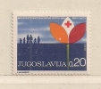 YOUGOSLAVIE  ( EU - 155 )  1970  N° YVERT ET TELLIER   N°  59   N** - Beneficiencia (Sellos De)
