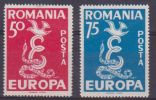 Romania Europa  1958    MNH - Unclassified