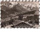 T96 74 LE BETTEX LE CHALET REMY ET LA CHAINE DU MONT BLANC 1949 2 SCANS - France