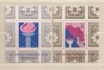 YOUGOSLAVIE  ( EU - 232 )  1984  N° YVERT ET TELLIER   N°  23/24   N** - Blocs-feuillets