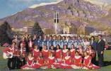 The American Folk Dancers Of Brigham Young Univeristy In Provo U